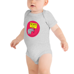 NO NUTS (or traces of nuts) for me! Baby Bodysuit