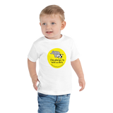 I'm allergic to nuts and dairy Toddler T-Shirt