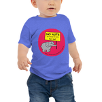 NO NUTS (or traces of nuts) for me! Baby T-shirt