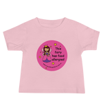 This fairy has food allergies! Baby T-Shirt