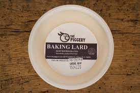 Baking Lard - from Pasture Raised Hogs - Non-hydrogenated