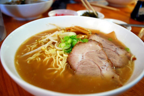 Ramen Pork Bone Broth