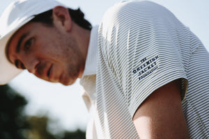 Greenish x Criquet - Tour Ace Polo