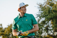 Load image into Gallery viewer, Greenish x Criquet - Performance Range Polo (Green)