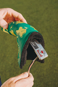 Texas Putter Cover