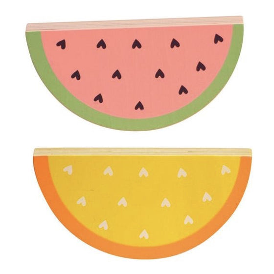 A LITTLE LOVELY COMPANY - WATERMELON HOOKS