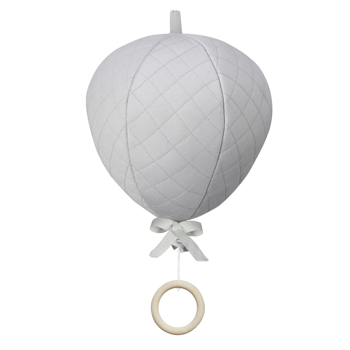 CAM CAM - BALLOON MUSIC MOBILE - GREY - Ivy Cabin