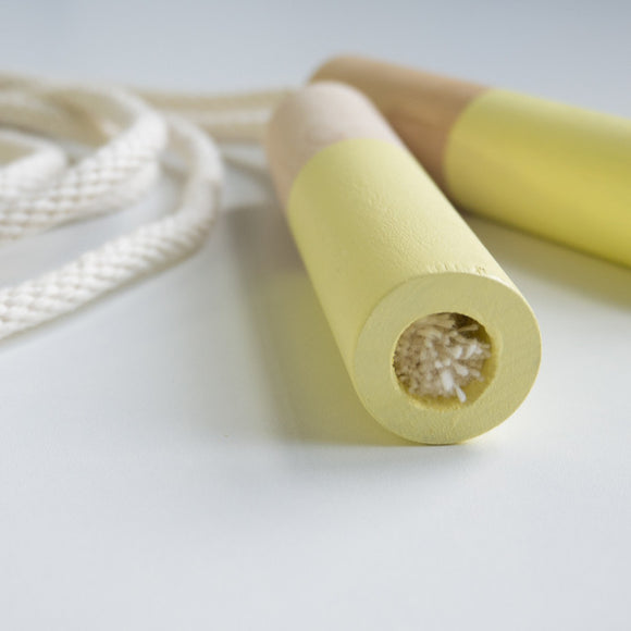 DES ENFANTILLAGES - YELLOW SKIPPING ROPE - Ivy Cabin