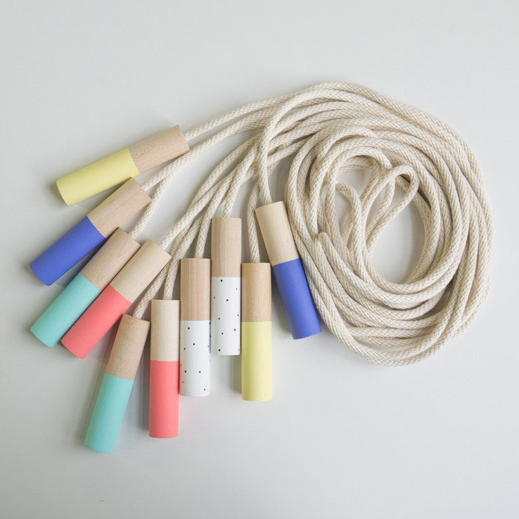 DES ENFANTILLAGES - MINT SKIPPING ROPE - Ivy Cabin
