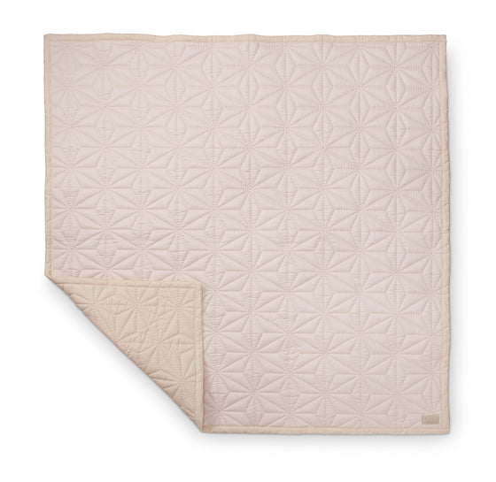 CAM CAM - BABY QUILT - NUDE - Ivy Cabin
