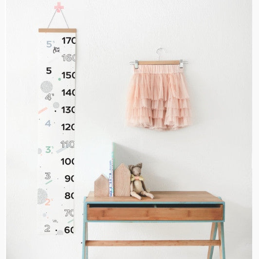 MAKE HISTORY - GROWTH CHART - Ivy Cabin