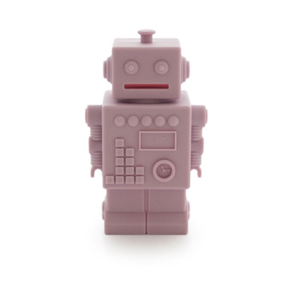 KG DESIGN - ROBOT MONEY BOX - LIGHT PINK - Ivy Cabin