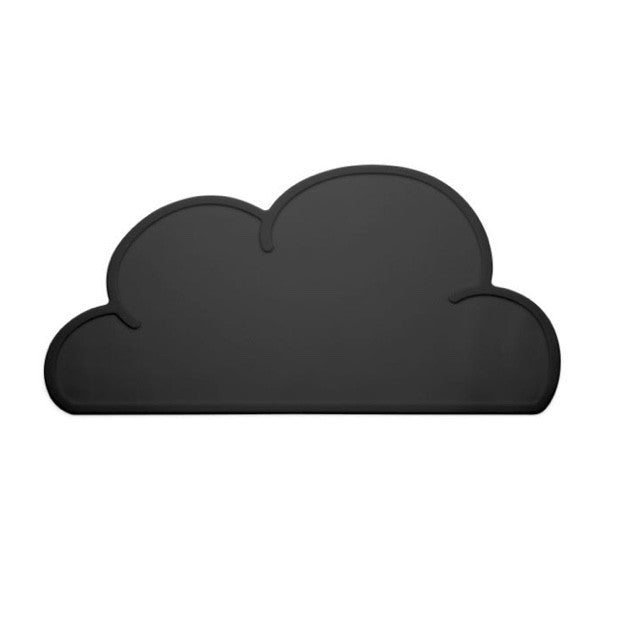 KG DESIGN - CLOUD PLACEMAT - BLACK - Ivy Cabin