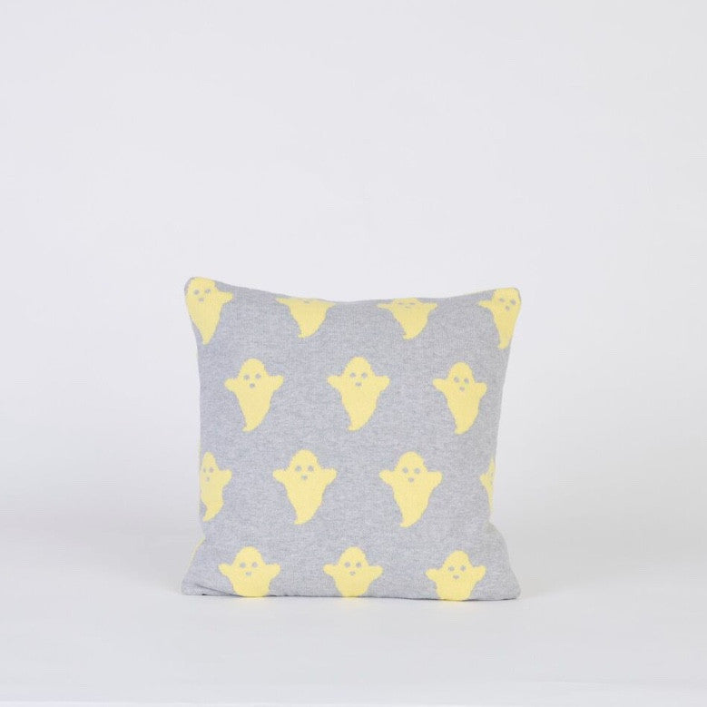 WOOUF YELLOW GHOST CUSHION