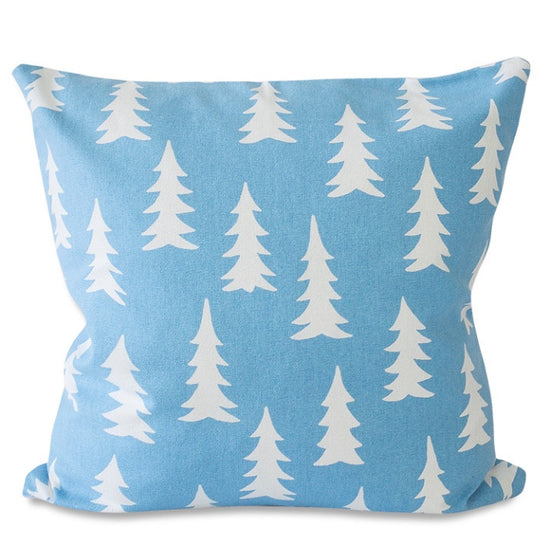 FINE LITTLE DAY GRAN CUSHION - LIGHT BLUE - Ivy Cabin
