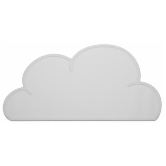 KG DESIGN - CLOUD PLACEMAT - GREY - Ivy Cabin