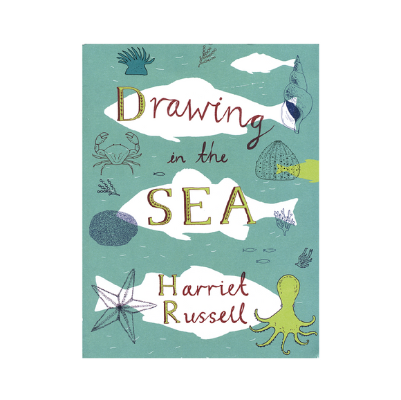 Drawing in the Sea - By Harriet Russell - Ivy Cabin