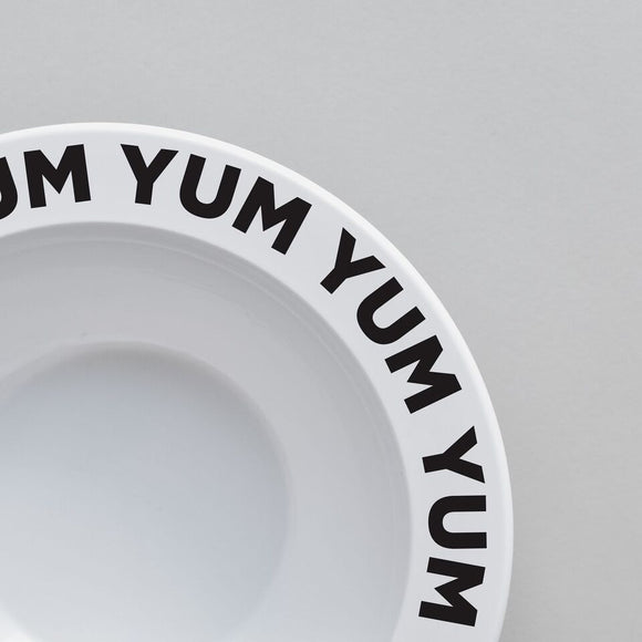 BUDDY AND BEAR - YUM YUM BOWL