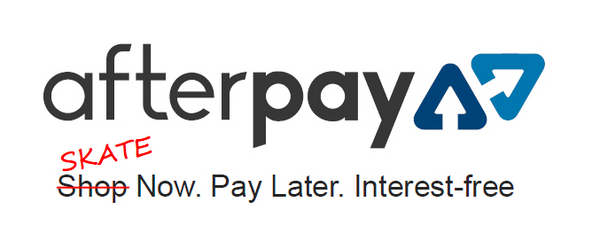 Brakeboard now with Afterpay