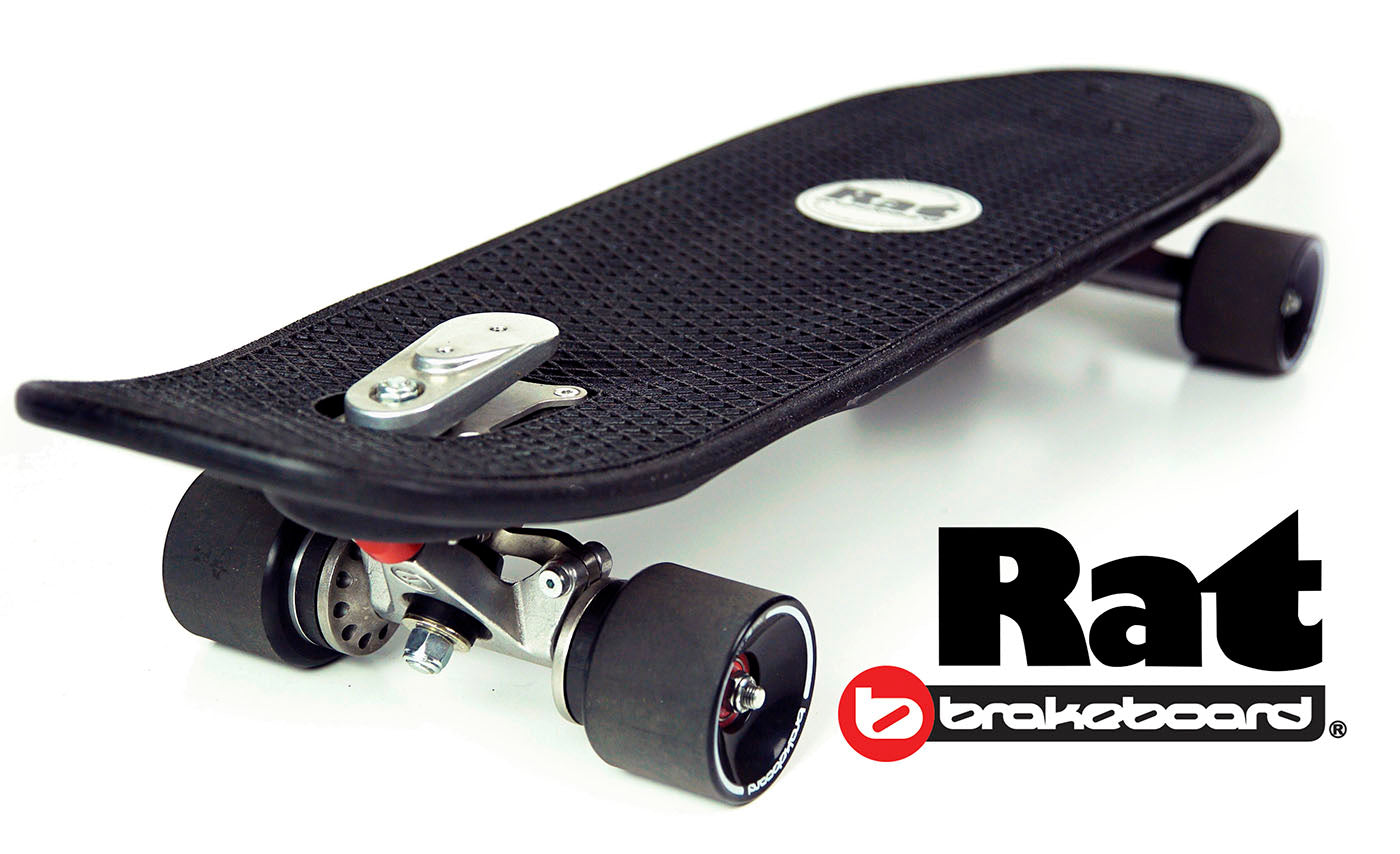 "A Rat! Our new 30"" cruiser (Available Now On Amazon USA)"