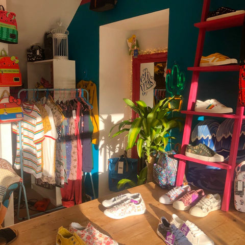 captain jellyfish cool accessories, collab shoes and clothes