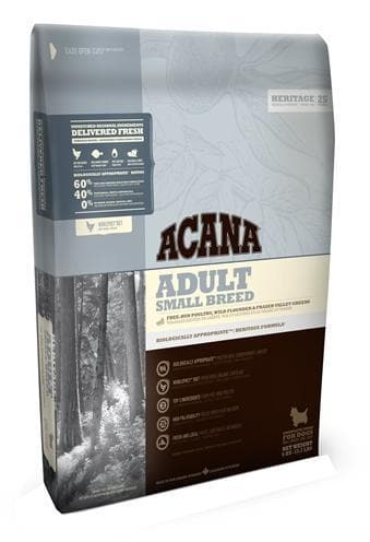 ACANA HERITAGE ADULT SMALL BREED 340 GR HOND ACANA