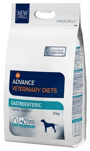 ADVANCE HOND VETERINARY DIET GASTROENTERIC 3 KG - Hondenhappiness