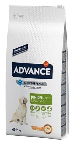 ADVANCE MAXI JUNIOR 14 KG HOND ADVANCE