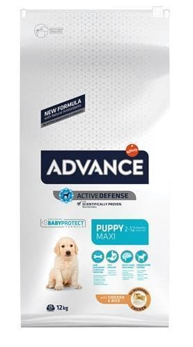 ADVANCE PUPPY PROTECT MAXI 12 KG HOND ADVANCE