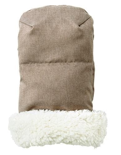 AIRBUGGY HANDWARMER EARTH SAND BEIGE 35X32X4CM HOND AIRBUGGY