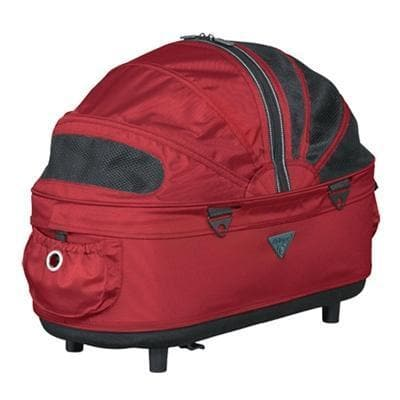 AIRBUGGY REISMAND HONDENBUGGY DOME2 M COT TANGO ROOD 67X33X51 CM HOND AIRBUGGY