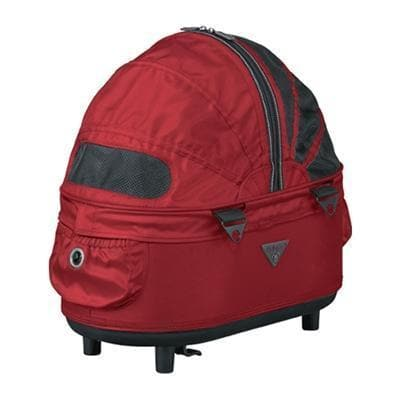 AIRBUGGY REISMAND HONDENBUGGY DOME2 SM COT TANGO ROOD 53X31X52 CM HOND AIRBUGGY