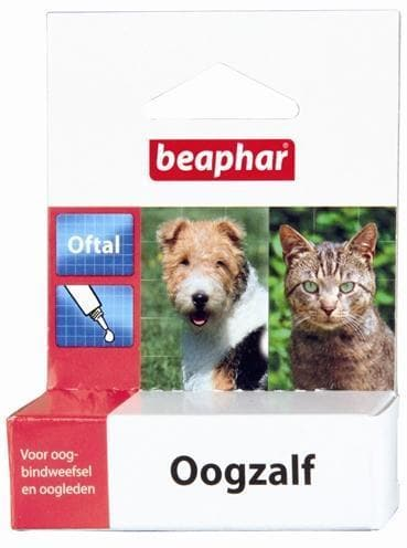 BEAPHAR OOGZALF HOND/KAT 5 ML - Hondenhappiness