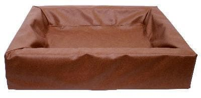 BIA BED HONDENMAND BRUIN BIA-80 100X80X15CM - Hondenhappiness
