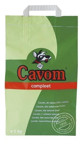 CAVOM COMPLEET 5 KG - Hondenhappiness