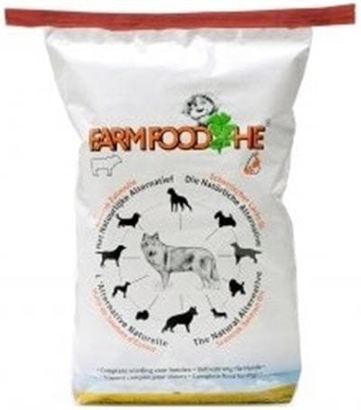 FARM FOOD HIGH ENERGY SCHOTSE ZALMOLIE 15 KG - Hondenhappiness