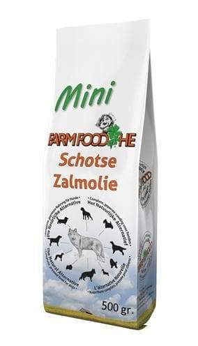 FARM FOOD HIGH ENERGY SCHOTSE ZALMOLIE MINI 4 KG - Hondenhappiness