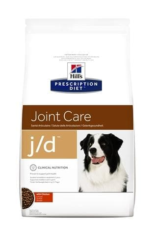 HILL'S CANINE J/D ARTRITUS 12 KG - Hondenhappiness