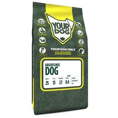 YOURDOG ARGENTIJNSE DOG PUP 3 KG - Hondenhappiness