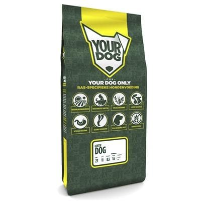 YOURDOG DUITSE DOG SENIOR 12 KG - Hondenhappiness