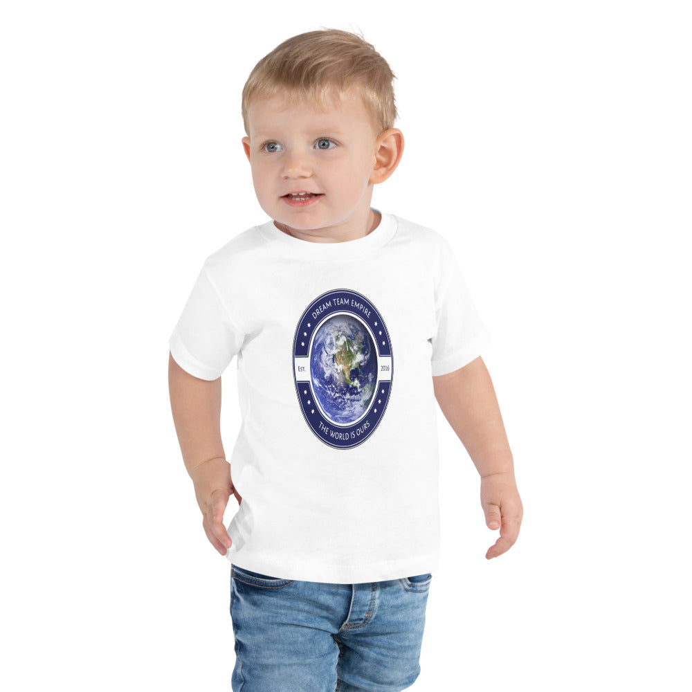 Dream Team Empire ( Toddler Short Sleeve Tee II ) - Dream Team Empire Clothing LLC