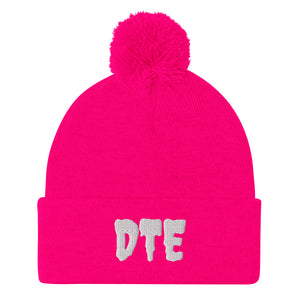 Dream Team Empire ( Pom-Pom Beanie) - Dream Team Empire Clothing LLC