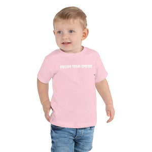 Dream Team Empire ( Toddler Short Sleeve Tee ) - Dream Team Empire Clothing LLC