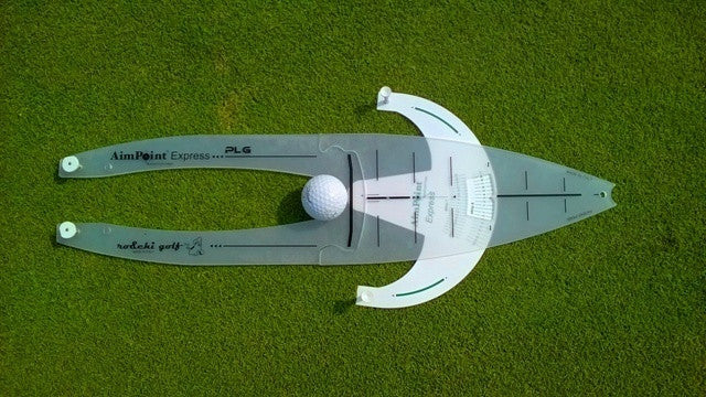AimPoint Express PLG (Putter Line Gate)
