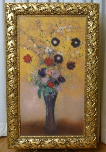 Vintage Reproduction of Odilon Redon