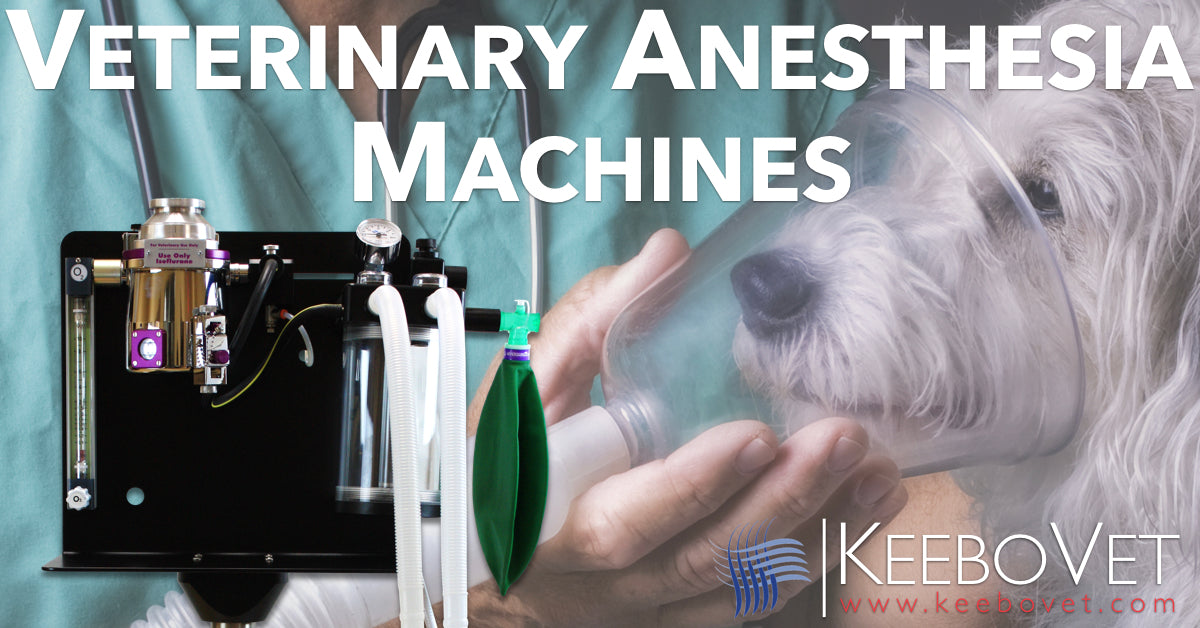 KeeboVet Veterinary Anesthesia Systems | Professional Veterinary Anesthesia Machine
