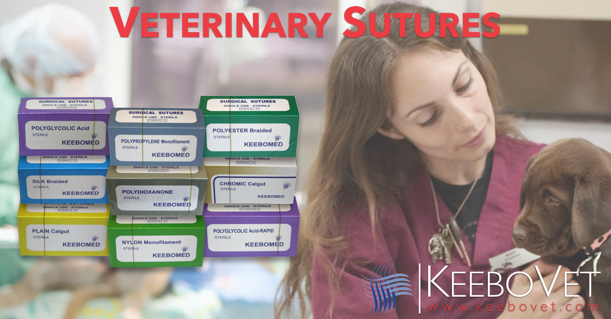 KeeboVet Veterinary Sutures For Sale