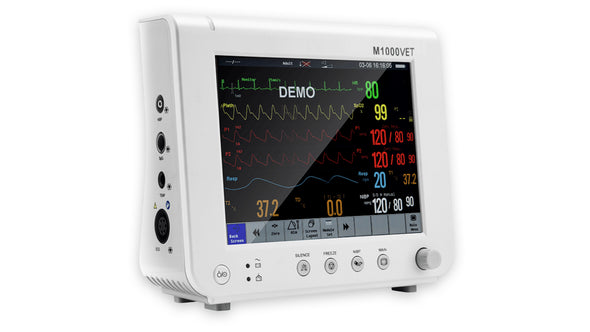 "BLT M1000 Vet 8"" Multi-Parameter Monitor"