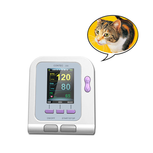 "2.8"" Color LCD Blood Pressure Monitor"