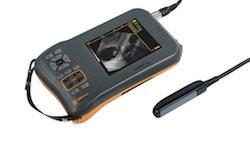 BovyEquiScan 60L Veterinary Ultrasound with Rectal Probe